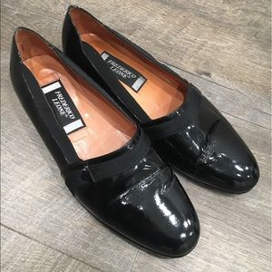 FREDERICO LEONE ITALIAN made PatEnt LEATHER SHOES